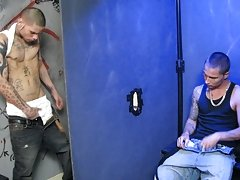 gay jocks blowjob cock torture