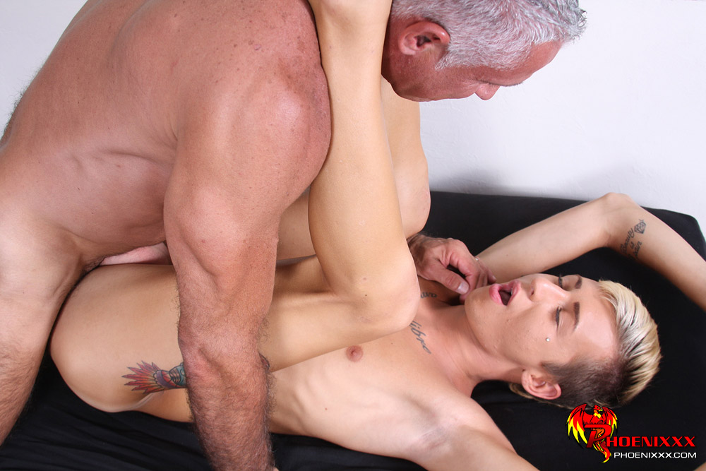 Gay old men fuck twink