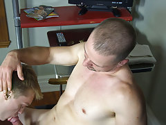 uncut hairy gay male massage