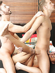 men cumming in boys asses