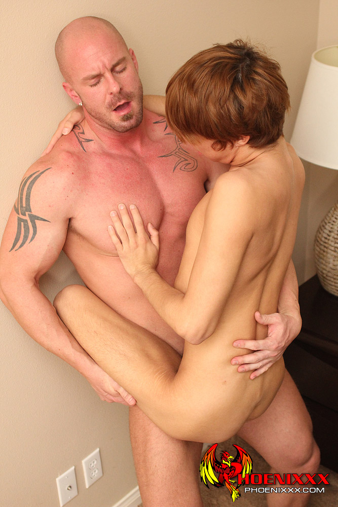Anal gay men free cock huge first time with 2