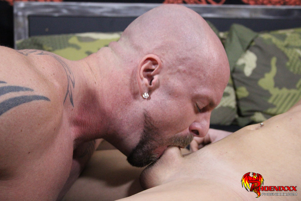 image Gay male twinks kissing and jerking billy