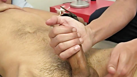 Group male masturbation clips