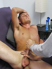 videos of uncut males masturbating