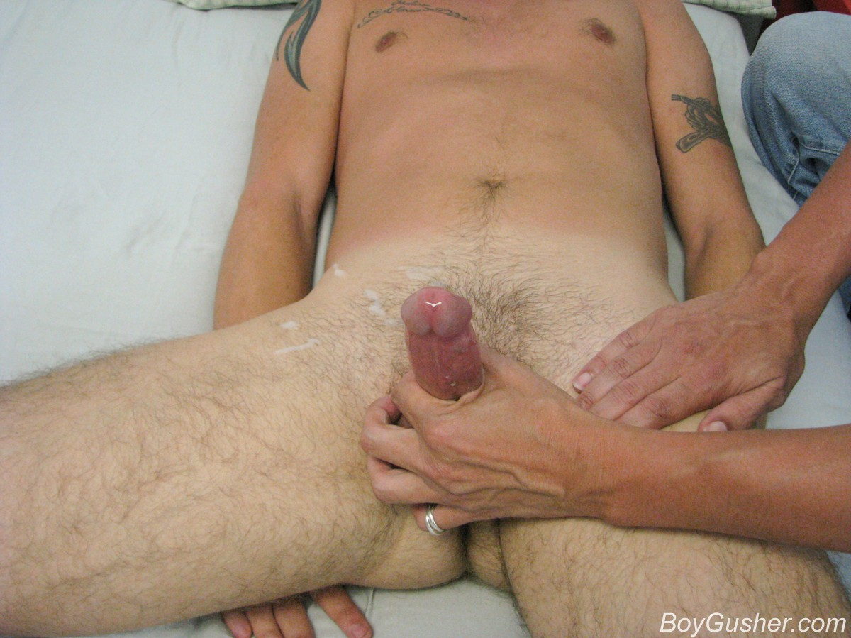 foot gay masturbation