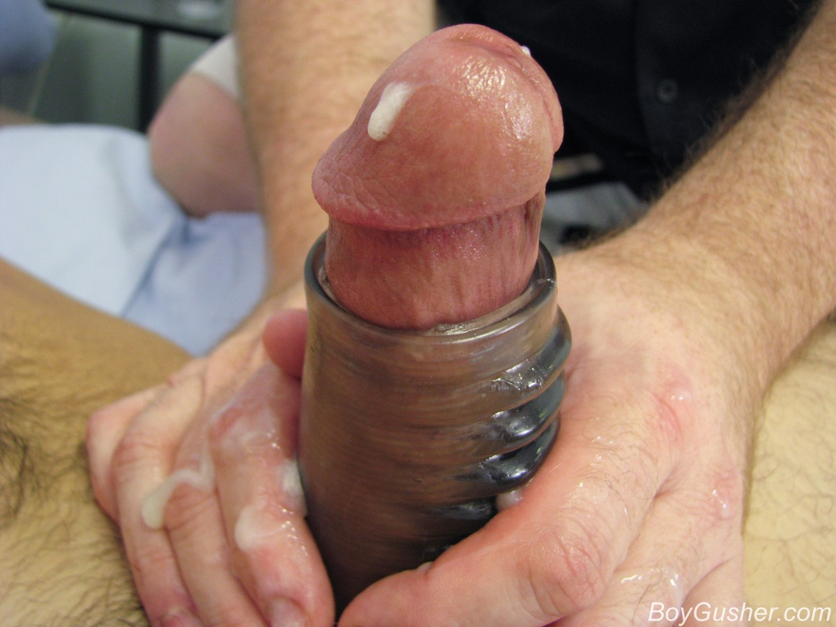 Cum in ebony throat tube