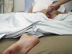cute handsome asian guy masturbation jack off