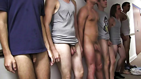 hold him down ass fucking gay group sex