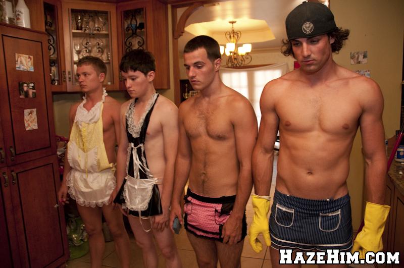 gay hazehim female domination