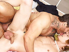 very hairy gay sex