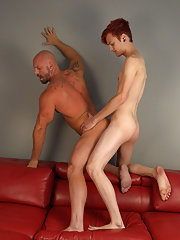 gay boy fucked by his dad