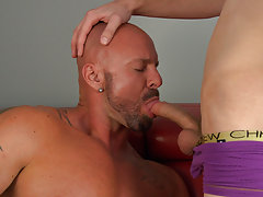 male on male anal with creampie story