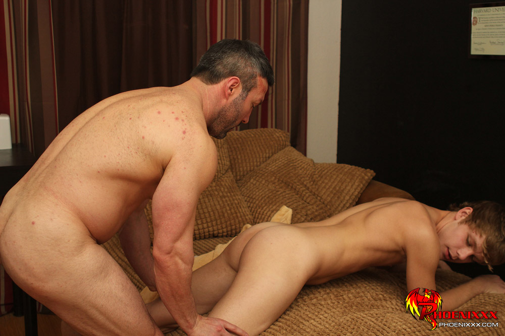 Bareback sex with hot sexy latino gay 2