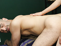 gay male raw anal sex