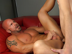 naked daddies big balls