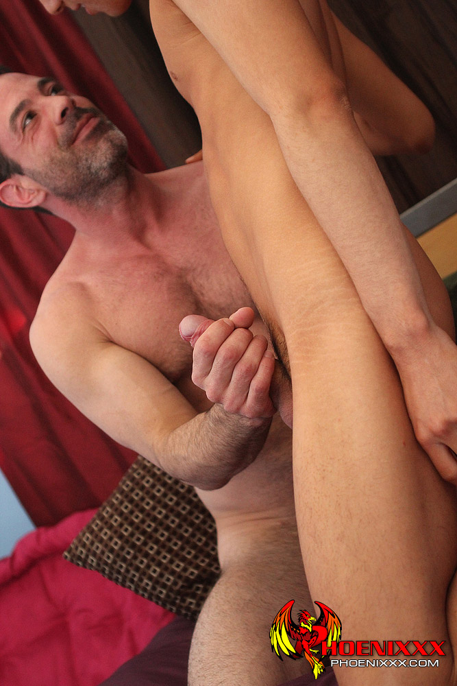heavy porn gay old men