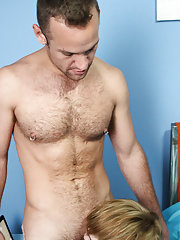 well hung gay men fun action