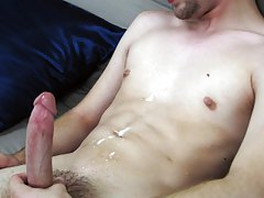 young chinese boy shower masturbation