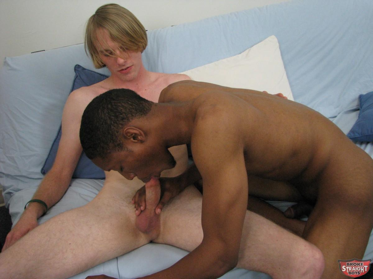 Free gay interracial video clip