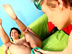 gay teen cum party