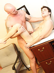 young boy gape anal by dick