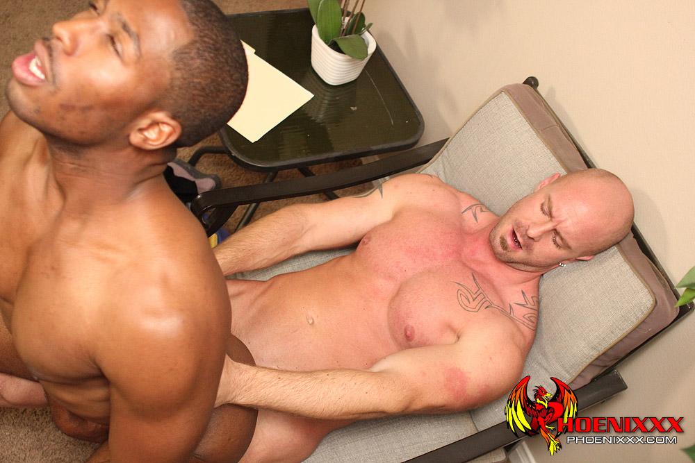 Gay interracial sexo