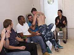 gay fetish group sex
