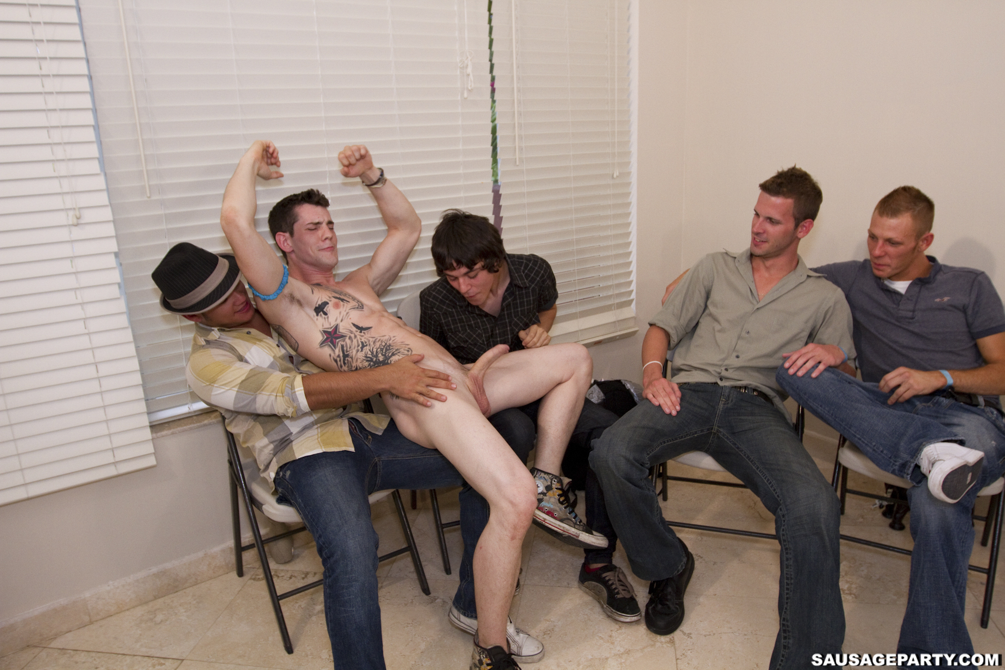 Nude male porn party movie xxx