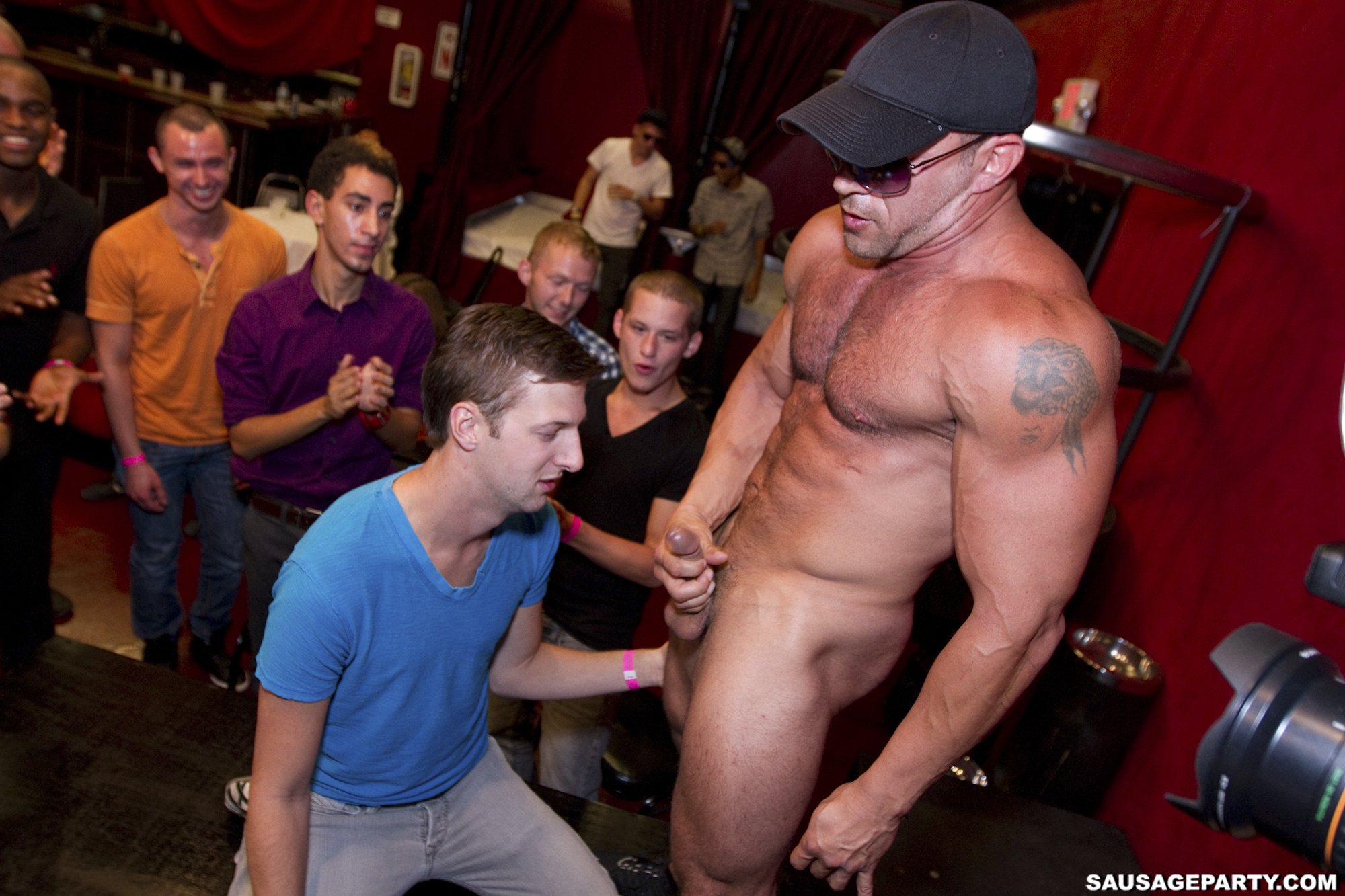 Free gay group blow job porn and guys 10