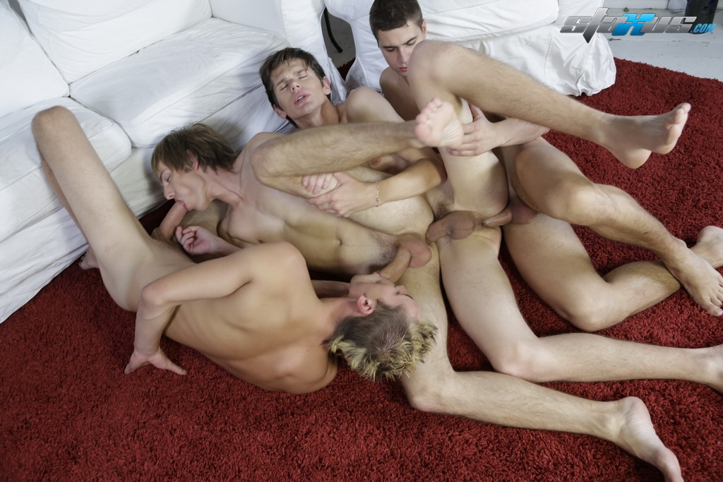 image Cumshot gay twinks movie first time lucas