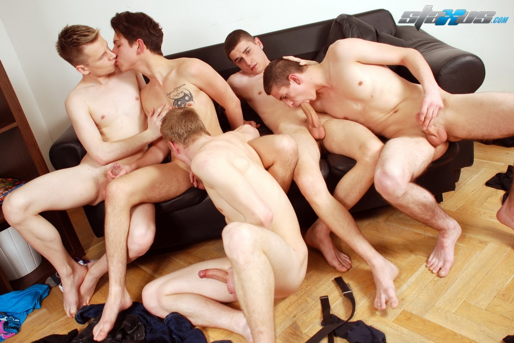 image Young white twinks having anal gay sex each