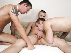 naked blonde guys straight